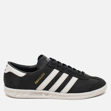 adidas Originals Hamburg Core Black/Pearl Grey