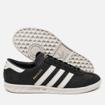 Кроссовки adidas Originals Hamburg Core Black/Pearl Grey фото- 2