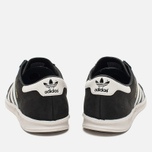 Кроссовки adidas Originals Hamburg Core Black/Pearl Grey фото- 3