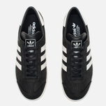 Кроссовки adidas Originals Hamburg Core Black/Pearl Grey фото- 4
