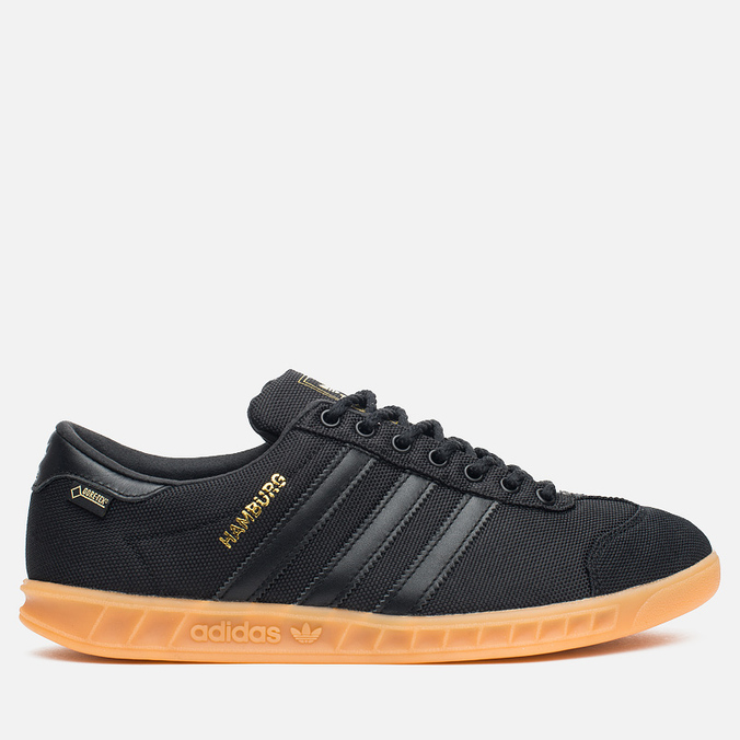 Кроссовки adidas Originals Hamburg GORE-TEX Black/Gum