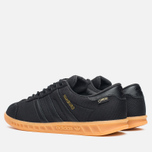Кроссовки adidas Originals Hamburg GORE-TEX Black/Gum фото- 2