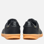 Кроссовки adidas Originals Hamburg GORE-TEX Black/Gum фото- 3