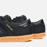 Кроссовки adidas Originals Hamburg GORE-TEX Black/Gum фото- 5