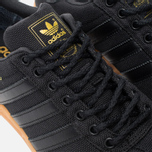 Кроссовки adidas Originals Hamburg GORE-TEX Black/Gum фото- 6