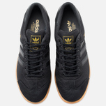 Кроссовки adidas Originals Hamburg GORE-TEX Black/Gum фото- 4