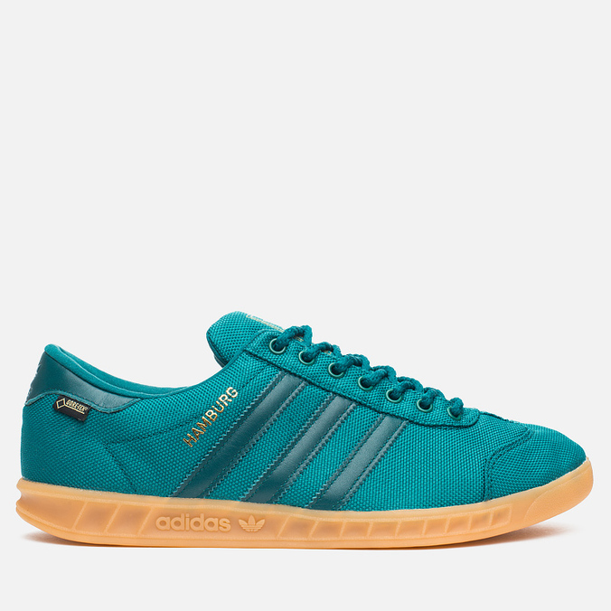 adidas Originals Hamburg Gore-Tex Sneakers Emerald/Gum
