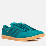 adidas Originals Hamburg Gore-Tex Sneakers Emerald/Gum photo- 1
