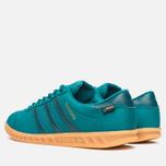 Кроссовки adidas Originals Hamburg GORE-TEX Emerald/Gum фото- 2