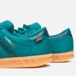Кроссовки adidas Originals Hamburg GORE-TEX Emerald/Gum фото- 5