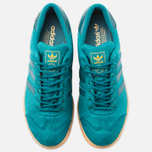 adidas Originals Hamburg Gore-Tex Sneakers Emerald/Gum photo- 4