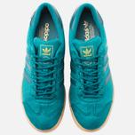 Кроссовки adidas Originals Hamburg GORE-TEX Emerald/Gum фото- 4