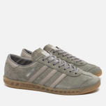 Кроссовки adidas Originals Hamburg Granite/Grey/Gum фото- 1