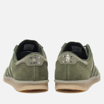 adidas Originals Hamburg Sneakers Green/Metallic Silver photo- 3