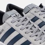 Кроссовки adidas Originals Hamburg Grey/Navy/White фото- 5