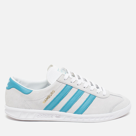 adidas Originals Hamburg Sneakers Off White