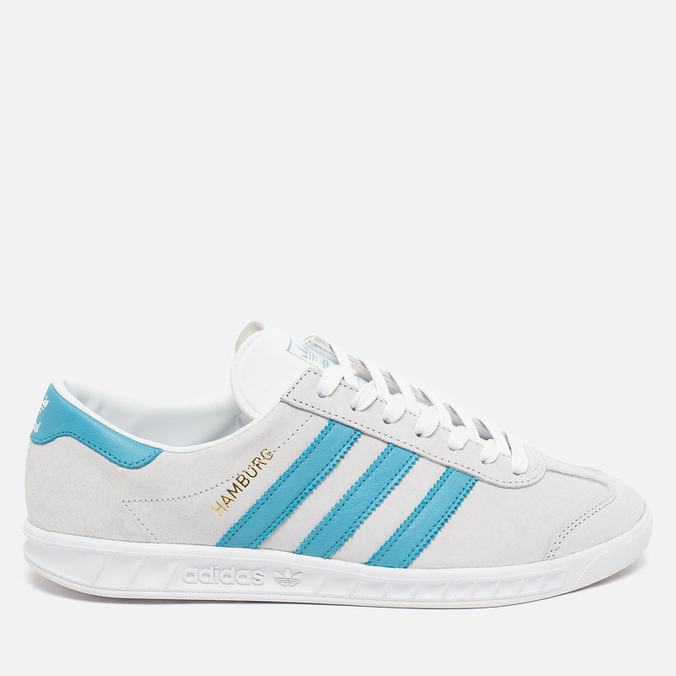 Кроссовки adidas Originals Hamburg Off White