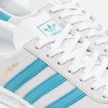 adidas Originals Hamburg Sneakers Off White photo- 5