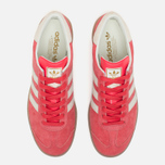 Кроссовки adidas Originals Hamburg Shock Red/Off White/Beige фото- 4