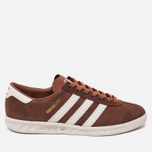 Кроссовки adidas Originals Hamburg St Redwood/Pearl Grey фото- 0