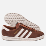 Кроссовки adidas Originals Hamburg St Redwood/Pearl Grey фото- 2