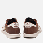 Кроссовки adidas Originals Hamburg St Redwood/Pearl Grey фото- 3