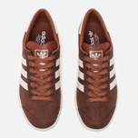Кроссовки adidas Originals Hamburg St Redwood/Pearl Grey фото- 4