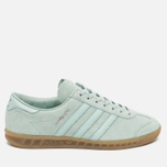 Кроссовки adidas Originals Hamburg Vapour Green/Ice Mint/Gum фото- 0