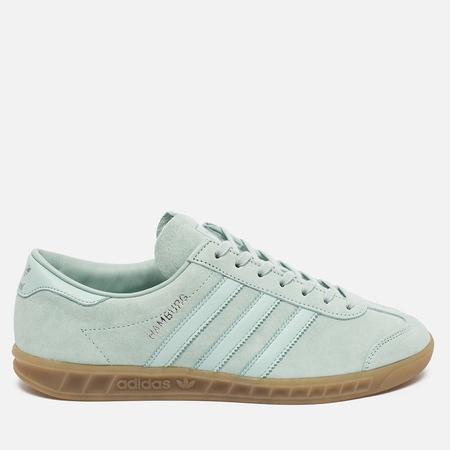 adidas Originals Hamburg Sneakers Vapour Green/Ice Mint/Gum