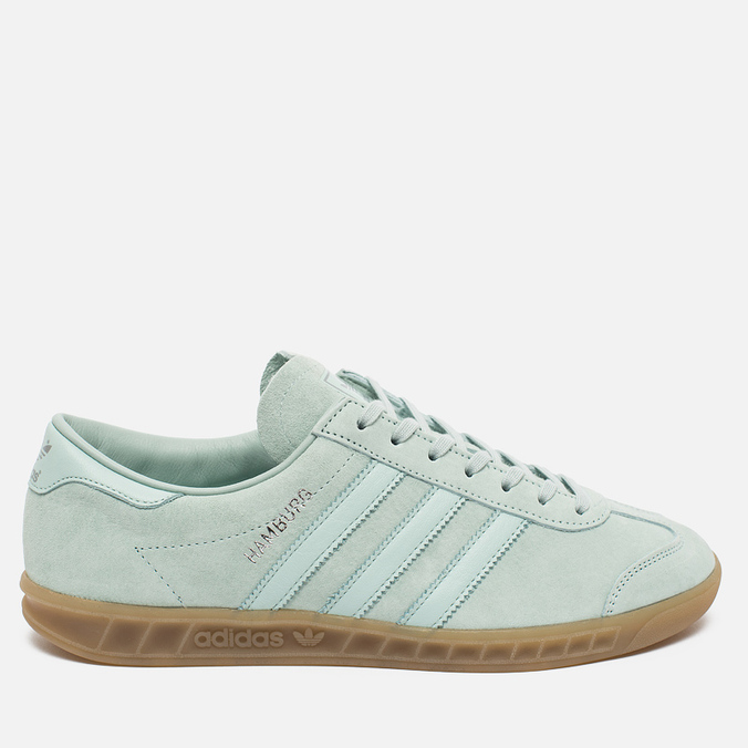 Кроссовки adidas Originals Hamburg Vapour Green/Ice Mint/Gum