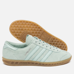 Кроссовки adidas Originals Hamburg Vapour Green/Ice Mint/Gum фото- 2