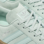 Кроссовки adidas Originals Hamburg Vapour Green/Ice Mint/Gum фото- 5