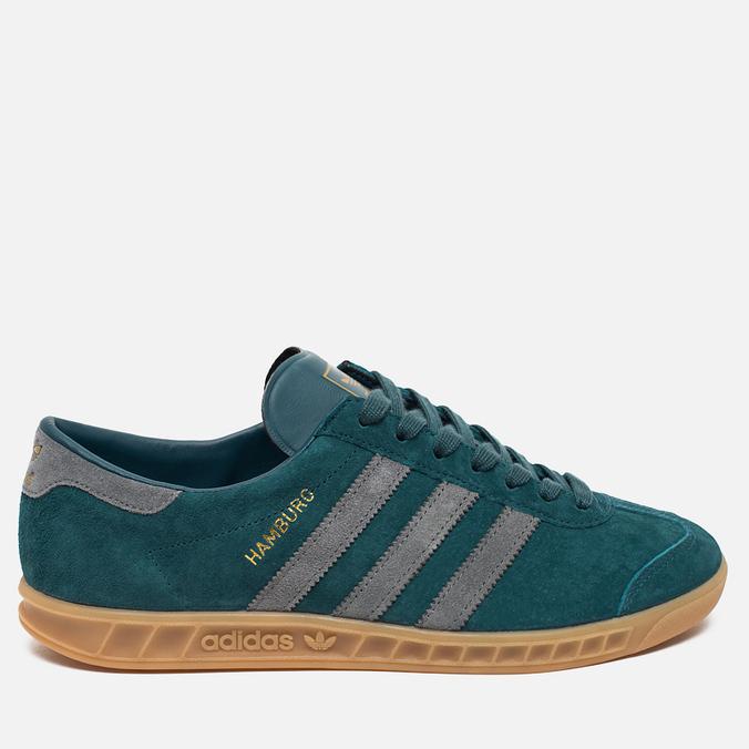 adidas Originals Hamburg Sneakers Virdia/Gum