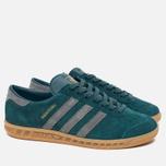 adidas Originals Hamburg Sneakers Virdia/Gum photo- 1