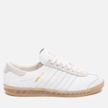 Кроссовки adidas Originals Hamburg White фото- 0