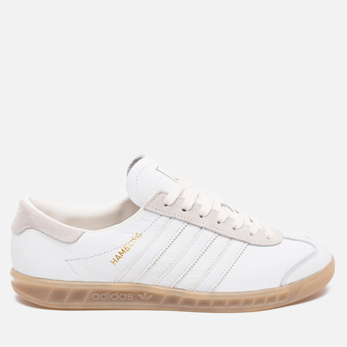 Кроссовки adidas Originals Hamburg White
