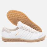 Кроссовки adidas Originals Hamburg White фото- 2