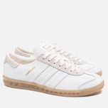 Кроссовки adidas Originals Hamburg White фото- 1