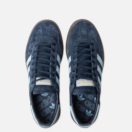 Кроссовки adidas Originals Handball Spezial Collegiate Navy/Clear Sky/Gum
