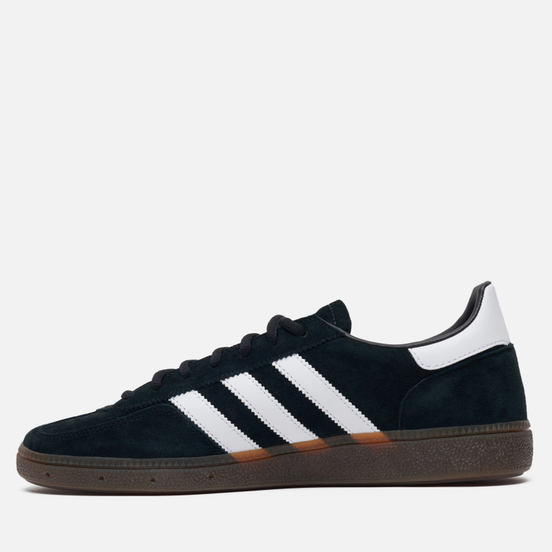 Кроссовки adidas Originals Handball Spezial Core Black/White/Gum