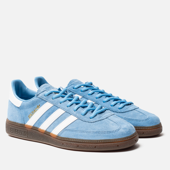 Кроссовки adidas Originals Handball Spezial Light Blue/White/Gum