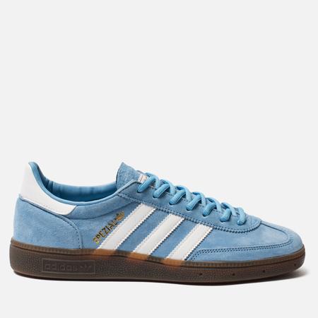 7bef2f55db2f29 adidas Originals Кроссовки Handball Spezial Light Blue/White/Gum