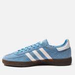 Кроссовки adidas Originals Handball Spezial Light Blue/White/Gum фото- 1
