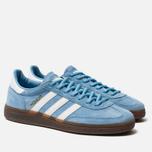 Кроссовки adidas Originals Handball Spezial Light Blue/White/Gum фото- 2