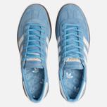 Кроссовки adidas Originals Handball Spezial Light Blue/White/Gum фото- 5