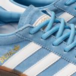 Кроссовки adidas Originals Handball Spezial Light Blue/White/Gum фото- 6