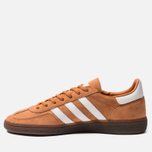Кроссовки adidas Originals Handball Spezial Tech Copper/Cloud White/Gold Metallic фото- 1