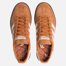 Кроссовки adidas Originals Handball Spezial Tech Copper/Cloud White/Gold Metallic фото- 1