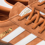 Кроссовки adidas Originals Handball Spezial Tech Copper/Cloud White/Gold Metallic фото- 6