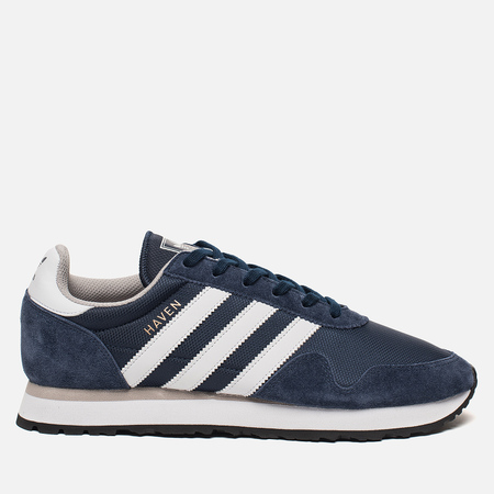 Кроссовки adidas Originals Haven Collegiate Navy/White/Clear Granite